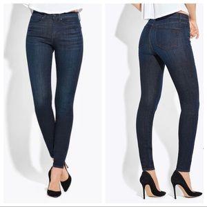 AYR The Skinny Jacs Dark Wash Skinny Jeans Size 27